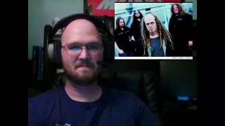 Strapping Young Lad - Exciter Cover (Judas Priest) Reaction!