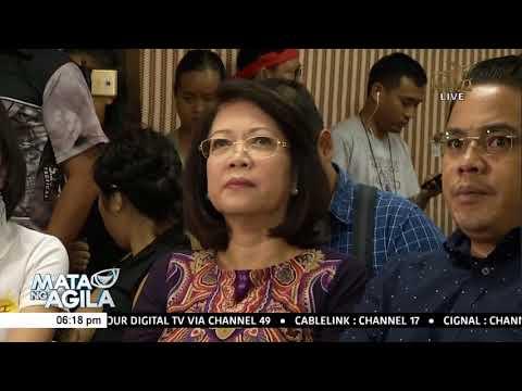 [EagleNewsPH]  Sereno; Hindi ko kailangang maging Chief Justice para maipagtanggol ang konstitusyon
