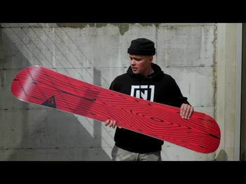 2019 Nitro Pantera Snowboard Review