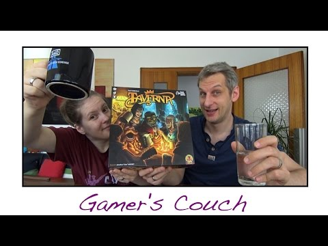 Gamer's Couch #96 - Taverna