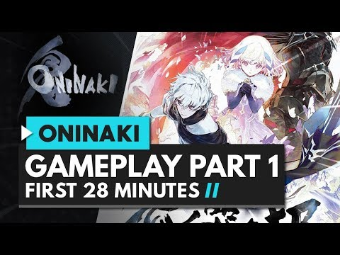 Gameplay de Oninaki