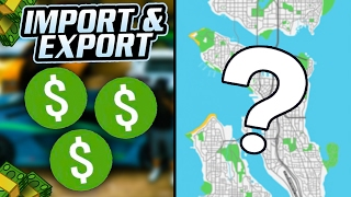 WILL THE IMPORT/EXPORT MONEY MAKING METHOD EVER BE TOPPED + DREAM GTA 6 LOCATIONS (GTA Q&A)