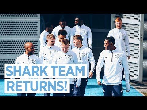 BACK IN TRAINING! | Man City Return to Training after International Break!