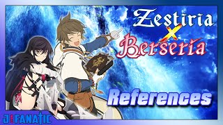 Tales of Zestiria/Berseria References & Connections