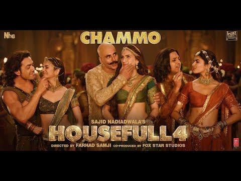 Download Housefull 4: CHAMMO Song | Akshay Kumar,Riteish D,Bobby D,Kriti S,Pooja H, Kriti K | Sohail Sen HD Mp4 3GP Video and MP3