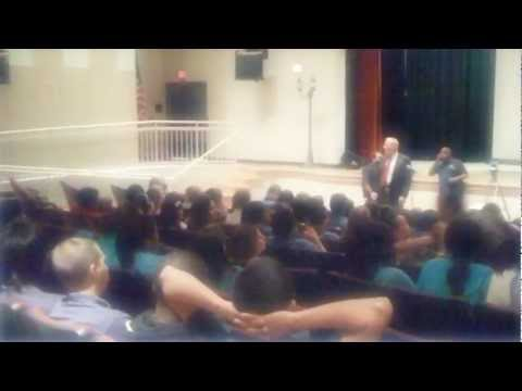 Live Shoulder Incision Dr. Badia – Robert Morgan Educational Center & MAST Academy