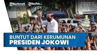 Buntut dari Kerumunan saat Kunjungan Presiden di NTT, Jokowi Dilaporkan ke Bareskrim Polri