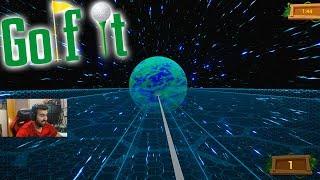 Mapa estilo Rick y Morty en GOLF IT! | BraxXter