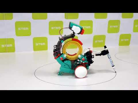 Youtube Video for Mechanical Coding Robot - 5 in 1