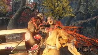 Akatsuki Outfit Mod Updated File Sekiro Shadows Die Twice