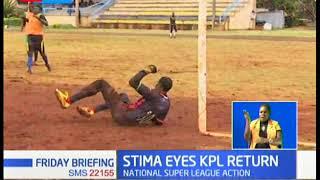 Nairobi Stima aiming to maintain NSL unbeaten trade