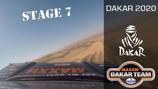 Dakar stage 7 - Dunes and fast tracks for the Beast 3.0 in Dakar Rally 2020