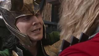 Loki Tribute - Bad Liar (Stripped Audio)
