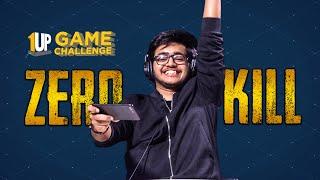 Zero Kill Challenge with Viper   1Up Game Challenge   PUBG Mobile