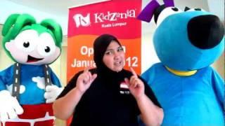 Interview with Siti from KidZania Kuala Lumpur