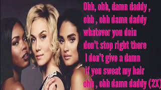 "STAR ""Damn Daddy""  Full Lyric Video"