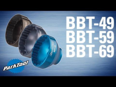 Park Tool aftrækker til Shimano BBR60 title=