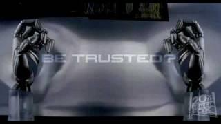 I, Robot Trailer Image