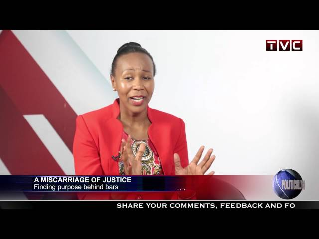 The criminal justice system and its flaws with Teresa Njoroge-Part 2