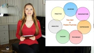 Developing a Brilliant Piano Technique - The Holistic Professional Approach