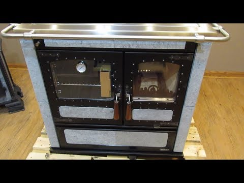 Rizzoli L90 Wood Cookstove - Technical Overview