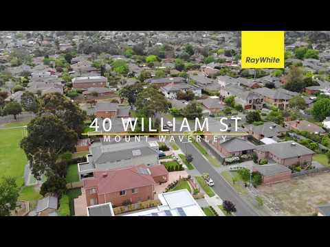 40 William St, Mt Waverley