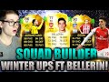 Download Video FIFA 16: WINTER UPGRADES SQUAD BUILDER (DEUTSCH) - FIFA 16 ULTIMATE TEAM - OMG BELLERIN & CO!!!