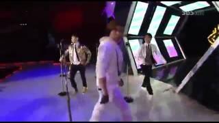 BigBang, 2PM, SHINee, Super Junior Nobody (Wonder Girls) Live.mp4