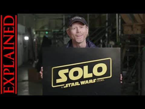 Solo: A Star Wars Story is the Official Title of the Han Solo Standalone Movie