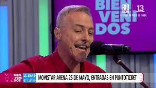 Manuel Garcia + Pedro Aznar   Canción Para Mañana (Bienvenidos 21.05.2019)