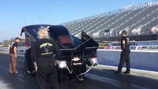 Dom Lagana - Nitro Funny Car testing