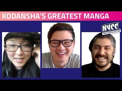 Kodansha's Greatest, Latest, & Upcoming Manga