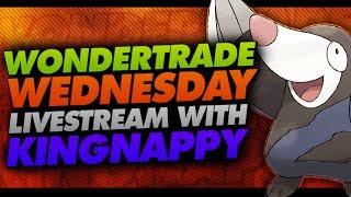 Drilbur  - (Pokémon) - Wondertrade Wednesday LIVE! - Week 8 [Drilbur]