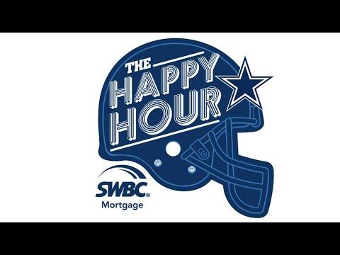 Cowboys Happy Hour with Patrick Crayton!