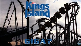 Kings Island Closing Firehawk: Why and What