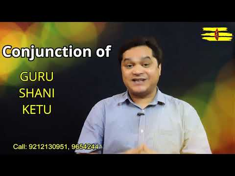 गुरु शनि केतु युति CONJUNCTION OF GURU,SHANI,SHUKRA  Lalkitab Astrology