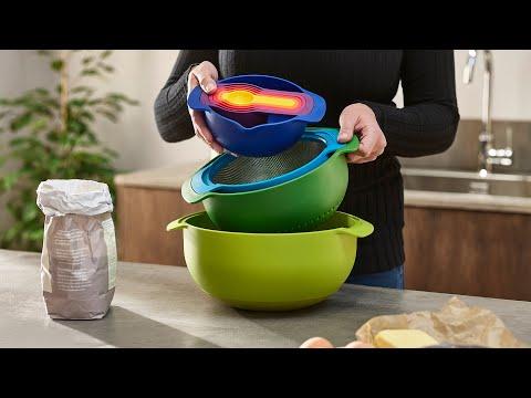 Youtube-Video des Nest 9 Plus von Joseph Joseph