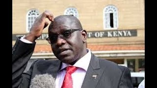 BREAKING NEWS: Ekuru Aukot cleared to vie for presidency - this is why