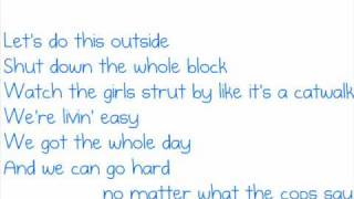 3OH!3 - Double Vision LYRICS