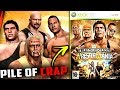 Why Wwe Made This Terrible Game Wwe Legends Of Wrestlem