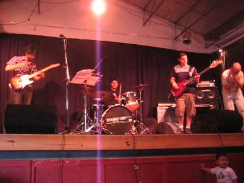 "La Escocesa Blues Band - En la noche (4to Festival de Blues de Monte Grande ""Ricky Rey"")"