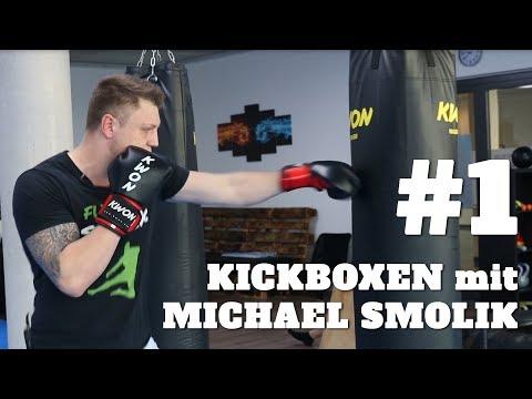 KICKBOXEN mit Michael Smolik - 6 essentielle Methoden die dein Kickboxtraining effektiver machen