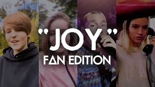 "Bastille – ""Joy"" (Vertical Fan Edition)"