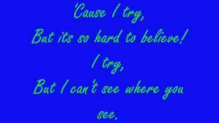 I'll Try by Jonatha Brooke with Lyrics