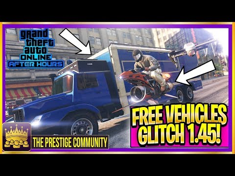 HOW TO GET ALL NEW DLC CARS FOR FREE GLITCH! ''GTA 5 FREE CARS Money Glitch'' 1.44/1.45 (After Hours