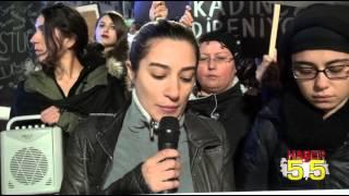 SAMSUNLU EYLEMCİLER SUR'DAKİ OPERASYONLARIN SİVİL HALKA YAPILDIĞINI İDDİA ETTİ...