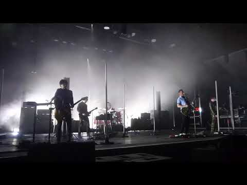 Queens of the Stone Age - Head Like a Haunted House (In Bloom Music Festival - Houston 03.25.18) HD