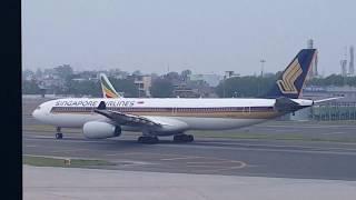 Delhi International Airport- IGIA, T3, Various aircrafts spotting