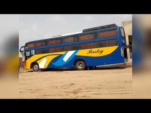 CHANDRA BUS for VIP JODHPUR to hanmungath part 2