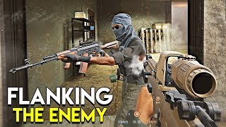 FLANKING THE ENEMY - Insurgency: Sandstorm (Beta Gameplay)
